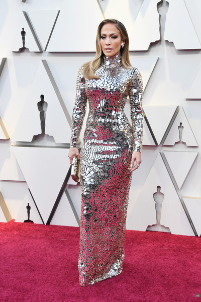 Jennifer Lopez At The 2019 Oscars