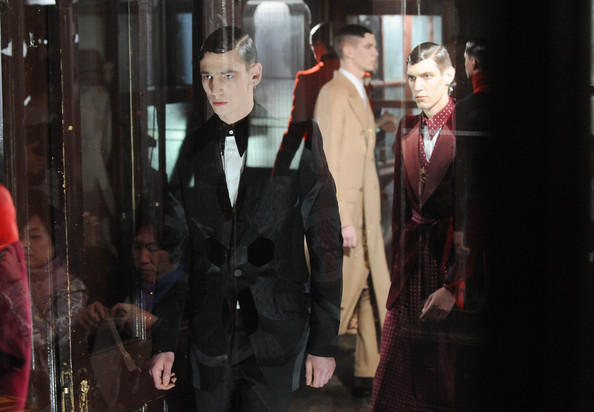 Alexander McQueen - Men's - Fall 2013