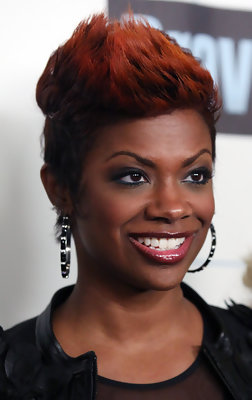 How to Get Kandi Burruss Red Hair