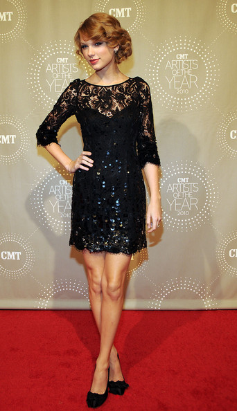Jenny Packham at the 2010 CMT Artists of the Year Awards
