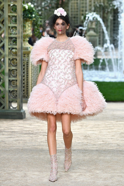 Chanel At Paris Fashion Week, Spring/Summer 2018