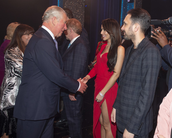 The Royal Week: November 12 - November 18 [show,event,fashion,formal wear,ceremony,suit,party,premiere,gesture,crowd,charles,cast members,royal week,l-r,performance,dynamo,london palladium,prince of wales,birthday]