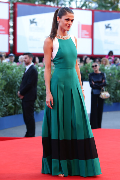 Elisa Sednaoui in Fendi - Every Gorgeous Gown From the 72nd Venice ...