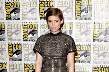 Kate Mara Looks Fabulous at Comic-Con