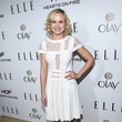 Alison Pill at the 'Elle' Women in Television Celebration