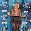 Carrie Underwood at the American Idol Finale