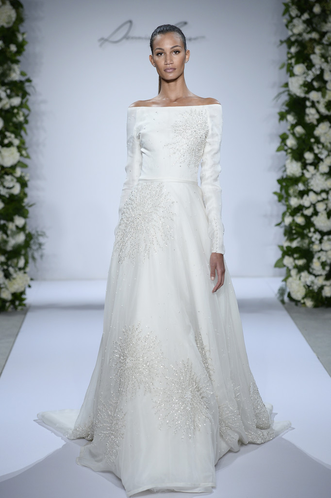 Dennis Basso for Kleinfeld, Fall 2015 - The Best Wedding Dresses ...