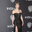 Taylor Swift At A 2019 Golden Globe Afterparty