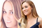 Lauren Conrad unveils her national Milk Mustache