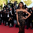 Jourdan Dunn in Ralph & Russo at Cannes 2015