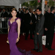 Lucy Liu in Zac Posen