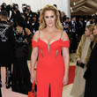 Amy Schumer at the Met Gala