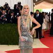 Poppy Delevingne at the Met Gala