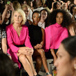 Front Row at Milly by Michelle Smith