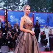 When She Stunned At The Venice Film Festival