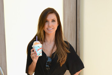 Found: Audrina Patridge's Playful Zig-Zag Shorts