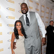 Nicole Alexander and Shaquille O'Neal