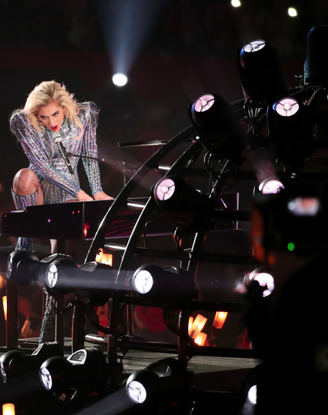 Lady Gaga Played Super Bowl LI Halftime Show