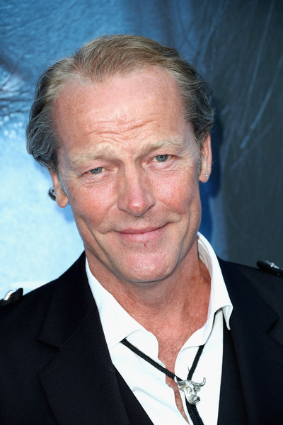 Iain Glen in Real Life