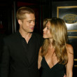 2005: Brad Pitt & Jennifer Aniston