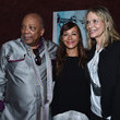 1986: Peggy Lipton & Quincy Jones