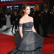 Lily James at 'Pride and Prejudice and Zombies' Premiere