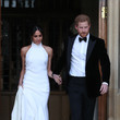 Meghan's Second Wedding Dress