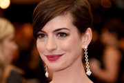 Actress Anne Hathaway attends the