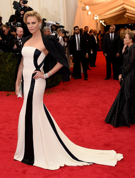 Charlize Theron in Christian Dior, 2014