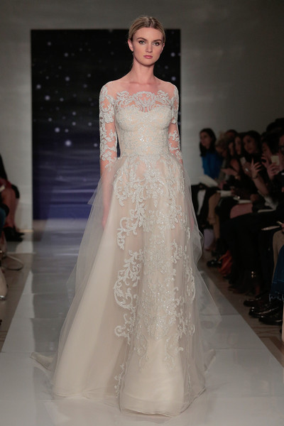 Reem acra spring 2016 the best wedding gowns from bridal fashion reem acra spring 2016 junglespirit Choice Image