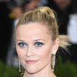 Reese Witherspoon's Spikey Updo at the Met Gala