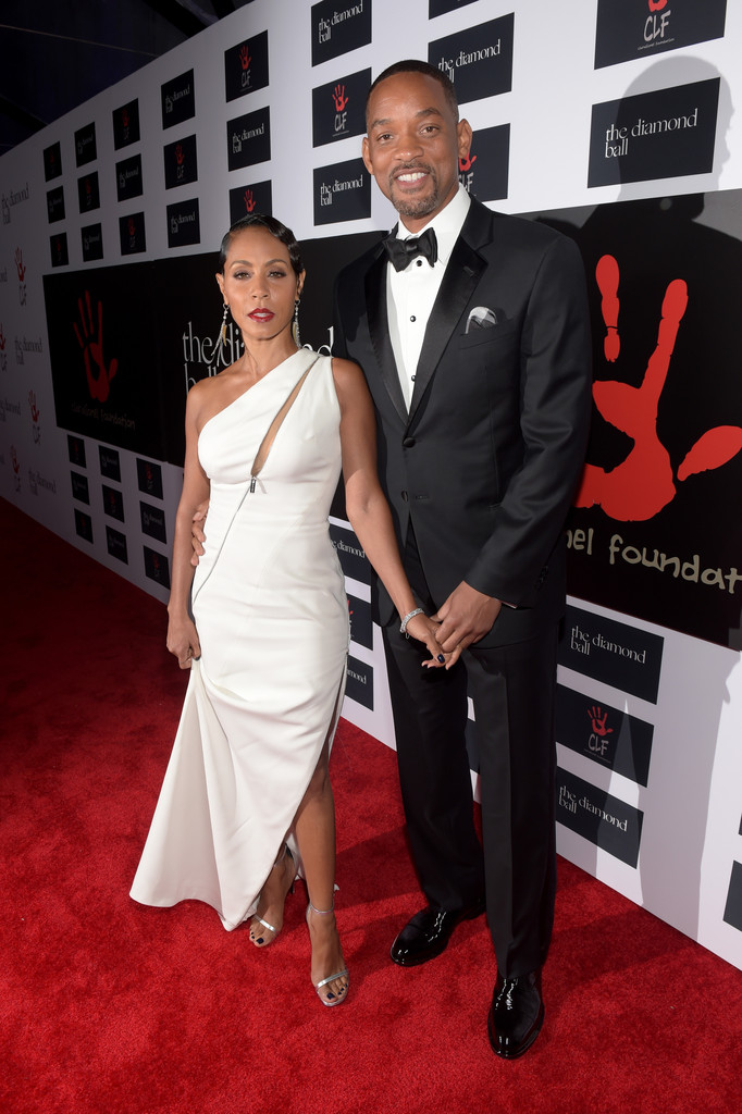 Will Smith and Jada Pinkett Smith - Celebrity Couples with ...