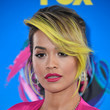 Rita Ora's Lime Highlights at the Teen Choice Awards