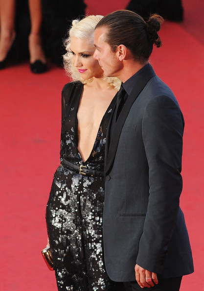 Gwen Stefani And Gavin Rossdale At The 2011 Cannes Film Festival