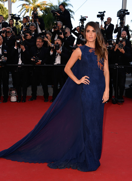 Nikki Reed in Azzaro Couture
