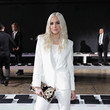 Ashlee Simpson at Zadig & Voltaire