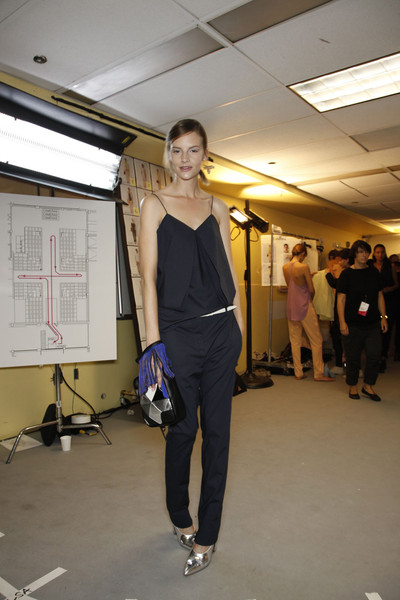 3.1 Phillip Lim at New York Spring 2012 (Backstage)