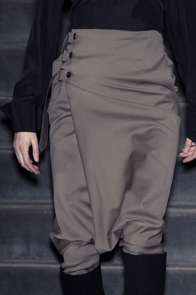 A.F. Vandevorst at Paris Fall 2007 (Details)