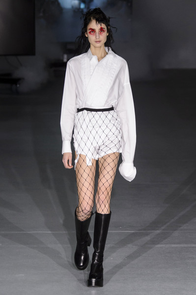 A.F. Vandevorst at London Fall 2016