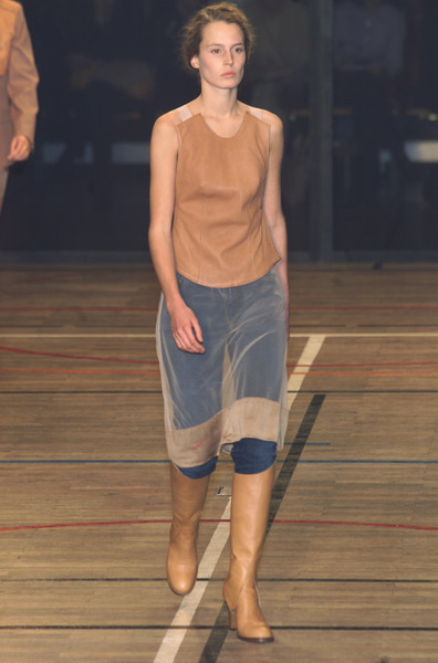 A.F. Vandevorst at Paris Spring 2001