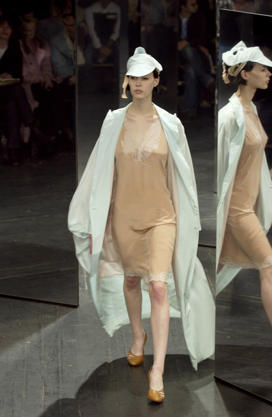 A.F. Vandevorst at Paris Spring 2002