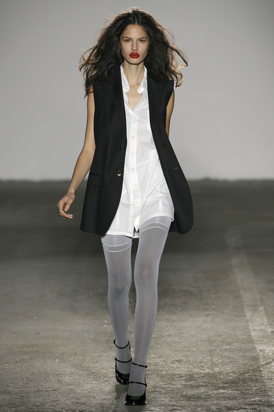 A.F. Vandevorst at Paris Spring 2009