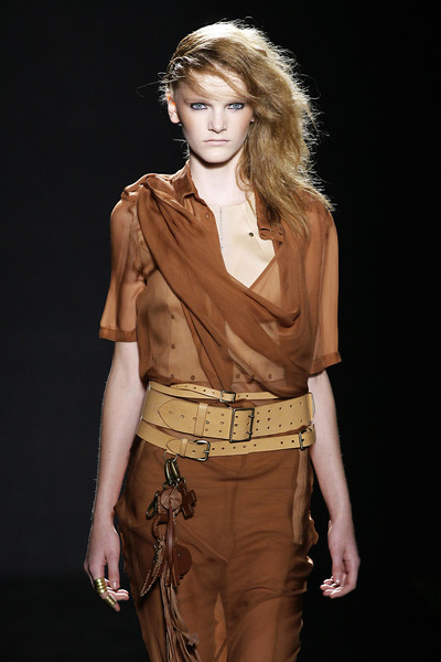 A.F. Vandevorst at Paris Spring 2010