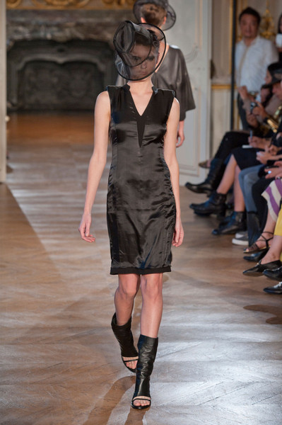 A.F. Vandevorst at Paris Spring 2013