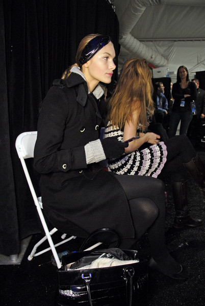 Abaeté at New York Fall 2007 (Backstage)
