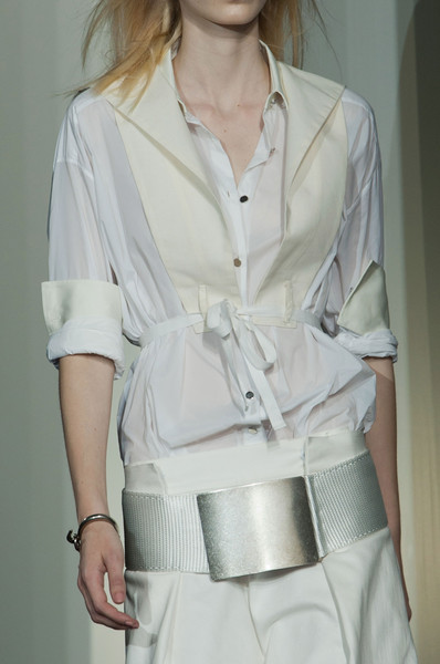 Acne Studios at Paris Spring 2014 (Details)