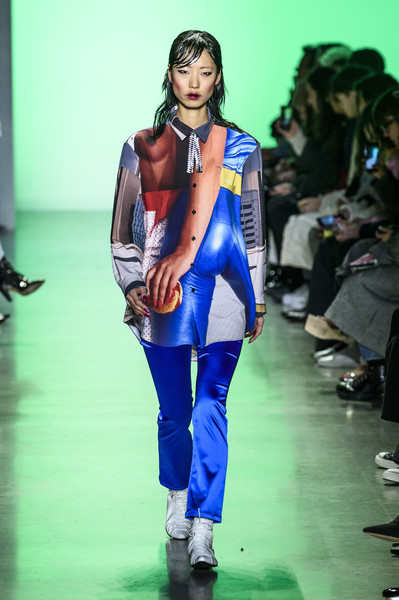 Adam Selman at New York Fall 2018