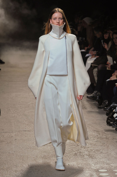 Aganovich at Paris Fall 2012