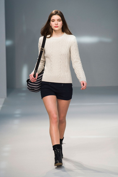 Agnès B. at Paris Fall 2013