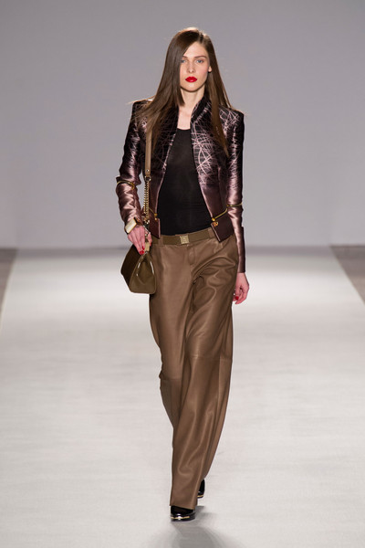 Aigner at Milan Fall 2014
